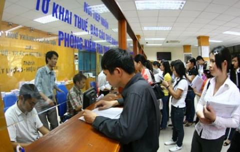 10 cán bộ thuế bị xử lý do xác định thuế sai